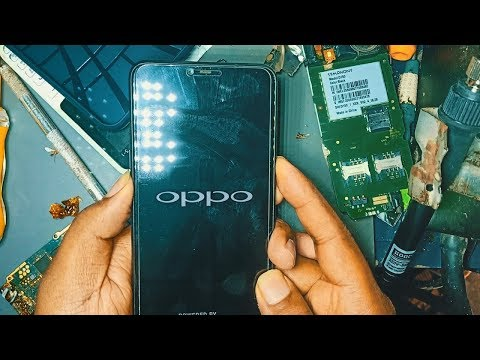 Download Hard Reset Oppo A3s Cph1803 Remove Screen Lock Without Box