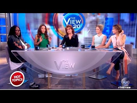 Is The 'Rock' Serious About Running For President - The View