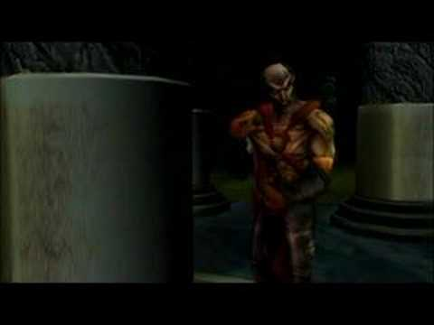 Soul Reaver 2 Cutscene -  Kain at the Pillars 07