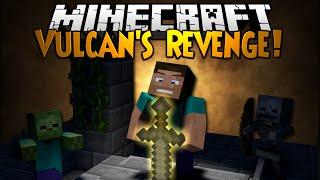 Minecraft Mod Showcase: VULCAN'S REVENGE!