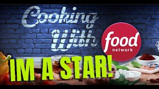 IM A FOOD NETWORK STAR - Cooking Simulator Cooking w/ Food Network