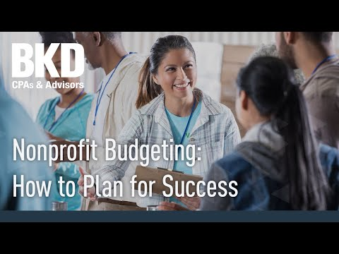 Nonprofit Budgeting: How to Plan for Success