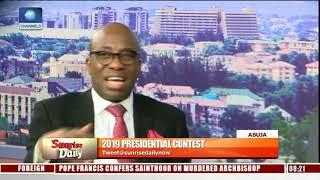 2019: Buhari, Atiku Campaign Spokespersons In Direct Criticism Of Flagbearers Pt.6 |Sunrise Daily|