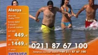 preview picture of video 'tatilyap.de   Türkiye'de güvenli ve kaliteli tatil   Sun & Sea Travel GmbH'