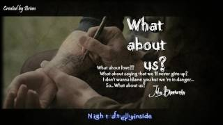 [Lyrics] What about us - John Barrowman