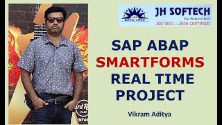SAP ABAP SMARTFORMS