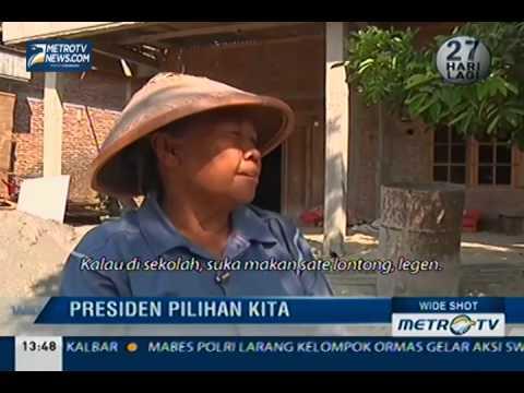 Masa Kecil Jokowi