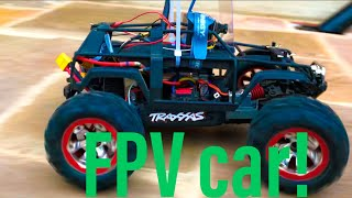 FPV R/C Car V2 overview and preview.