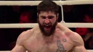 Batraz Agnaev vs. Lukasz Borowski, M-1 Challenge 55, Georgia - FREE only on official M-1 channel