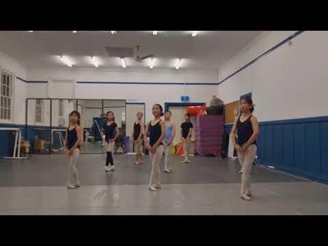 TueㅣG5 ballet classㅣOnline Open Classㅣ온라인 오픈클라스ㅣKing's Angels Ballet Academy ㅣ화요일반 🎀