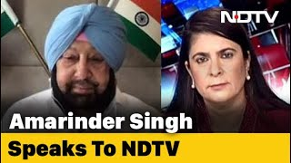 India-China Clashes | For Every One Of Ours, Kill Five Of Theirs: Amarinder Singh To NDTV - Download this Video in MP3, M4A, WEBM, MP4, 3GP