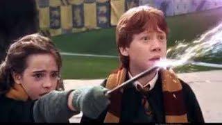Играем в Гарри Поттера