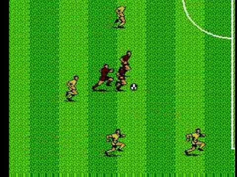Mbahnya PES 2013 - Konami Hyper Soccer (NES)