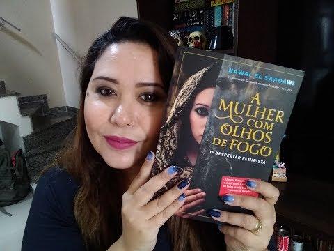 A MULHER COM OS OLHOS DE FOGO | NAWAL EL SAADAWI | FARO EDITORIAL