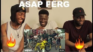 A$AP Ferg   Floor Seats (Official Video) (REACTION)