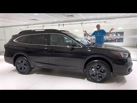 External Review Video ncj8XZSPgcI for Subaru Legacy Sedan & Outback Wagon (7th Gen)