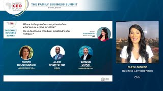 Where is the global economy heading, AFRICA CEO Forum