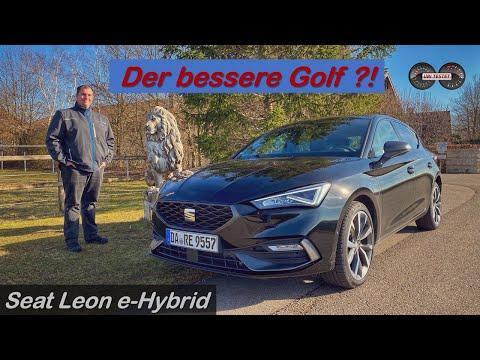 2021 Seat Leon FR e-Hybrid *204PS* - Ist er der besser VW Golf ?! Test - Review - Fahrbericht