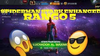 Spiderman SE rango 5!!! Marvel batalla de superheroes!!!