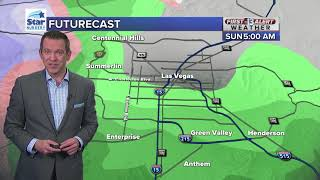 13 First Alert Las Vegas weather updated January 5 evening