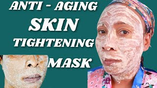SECRET TO LOOK 10 YEARS YOUNGER THAN YOUR AGE, ANTI - AGING REMEDY TO REMOVE WRINKLES, TIGHTEN  SKIN