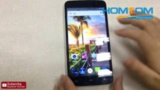 Homtom HT17 4G Phablet Hands-on Video - Gearbest.com