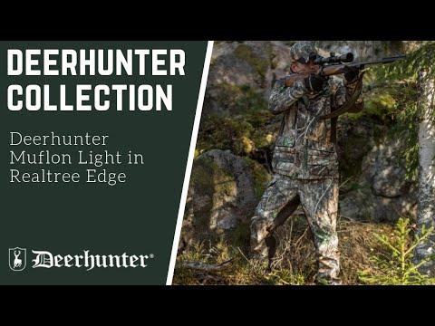 Перчатки Deerhunter Muflon Light green Video #1