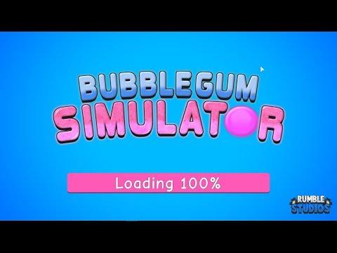 ROBLOX Bubble Gum Simulator новый мир игрушек! И Артемий