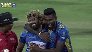 Lasith Malingas Four-ball 4-wicket Hat-trick
