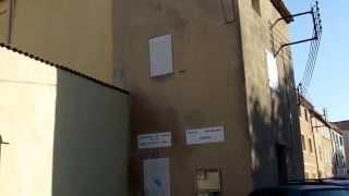 preview picture of video 'la tour carrée de Berre l'Etang'