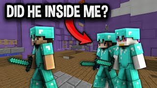 DID MY FACTION MEMBER BETRAY ME??? (SCUMBAGS LET INSIDE!) | Minecraft Factions