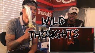 DJ Khaled - Wild Thoughts ft. Rihanna, Bryson Tiller - REACTION