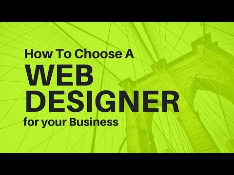 How to Choose a Web Design Company | Green Monkey Marketing