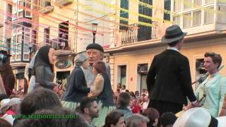 preview picture of video 'Fiestas Mahon 2009 (Mahon festival 2009)'