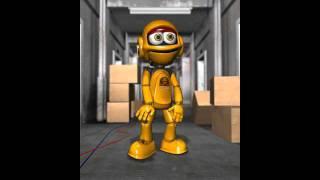 Talking Roby the Robot kakalin
