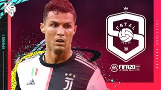 F8TAL IS BACK! TOTY NOMINEE RONALDO! | FIFA 20 Ultimate Team #1