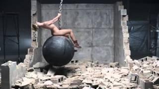 Gambar cover Miley Cyrus - Wrecking Ball [NO MUSIC SOUND DESIGN]