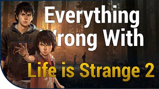 GAME SINS | Everything Wrong With Life Is Strange 2