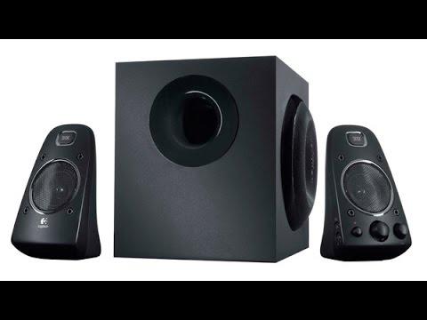 Logitech  Z623 200W | UNBOXING | ESP