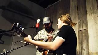 "Jobi & Jonny playing ""Greenville Trestle High"" (Doc Watson cover,) at Stem Ciders on 1/11/2018"