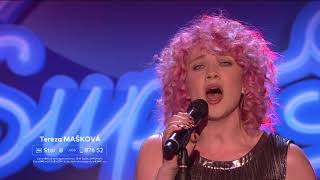 SUPERSTAR   Tereza Anna Mašková   One Night Only (Jennifer Hudson)