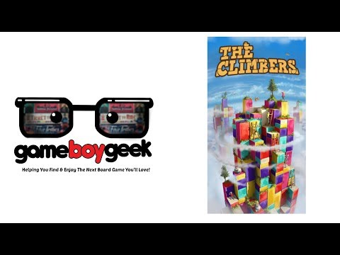The Game Boy Geek Reviews The Climbers