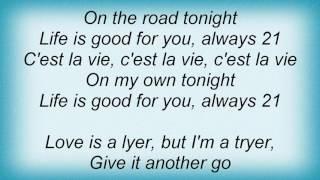 Ace Of Base - C'est La Vie Lyrics
