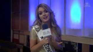 Emilia Rojas Miss Venezuela 2014 Finalist