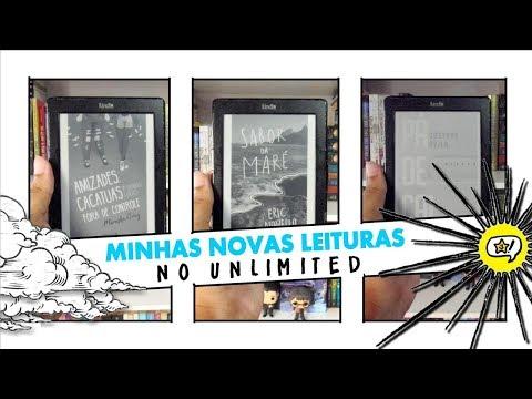 Minhas NOVAS Leituras no Unlimited | WRAP UP | BOOKCRUSHES