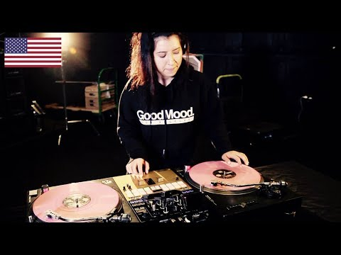 DJ Patty Clover 🇺🇸 | TCE Scratch Sessions