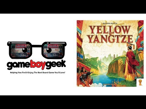 Yellow & Yangtze Review with the Game Boy Geek
