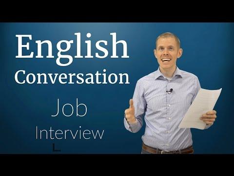 mp4 Job Interview Conversation, download Job Interview Conversation video klip Job Interview Conversation