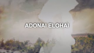 Paul Wilbur - Adonai Elohai (Official Lyric Video)