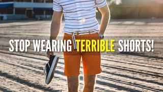 MENS SHORTS   Everything You Need To Know   Parker York Smith